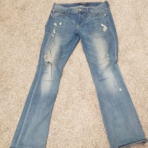 Size 8 express jeans